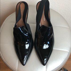 DONALD J PLINER Slingback Black Heels